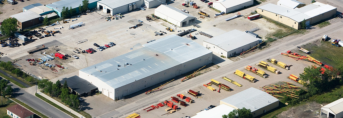 kjos investments fargo industrial leasing
