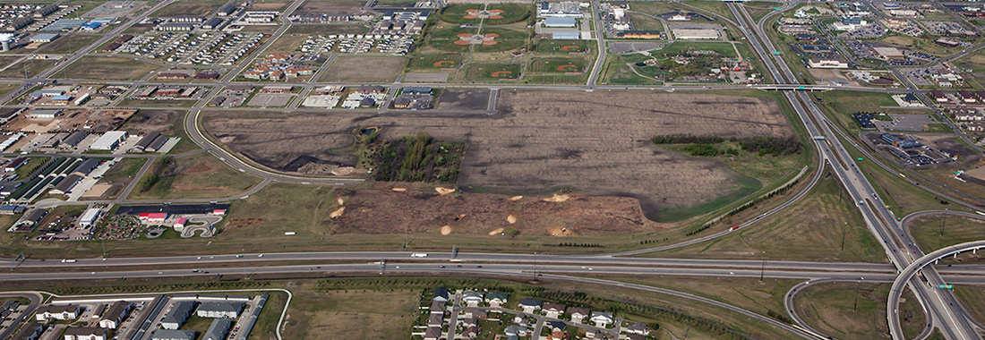 kjos investments fargo land development
